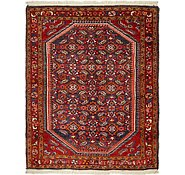 Link to 3' 10 x 5' Hamedan Persian Rug