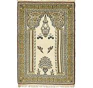 Link to 107cm x 157cm Qom Persian Rug