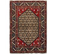 Link to 3' 4 x 4' 10 Koliaei Persian Rug