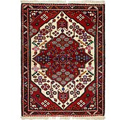 Link to 3' 8 x 5' Ghoochan Persian Rug