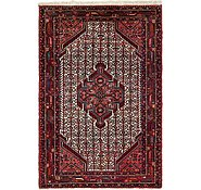 Link to 3' 6 x 5' 3 Mazlaghan Persian Rug
