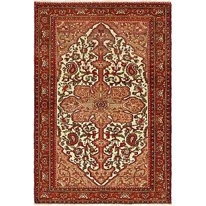 4' 9 x 6' 10 Malayer Persian Rug