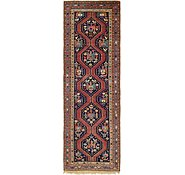 Link to 4' x 12' 5 Shiraz Persian Runner Rug