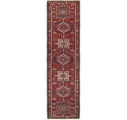 Link to 3' x 11' 6 Gharajeh Persian Runner Rug