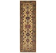 Link to 3' 2 x 11' 2 Heriz Persian Runner Rug