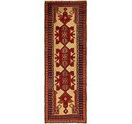 Link to 115cm x 340cm Meshkin Persian Runner Rug