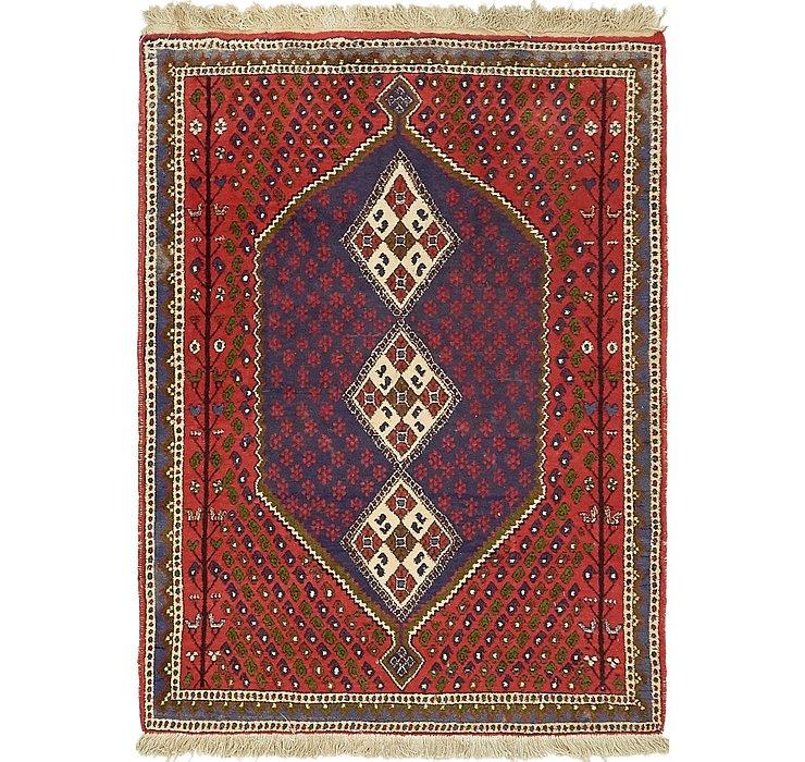 3' x 4' 10 Maymeh Persian Rug
