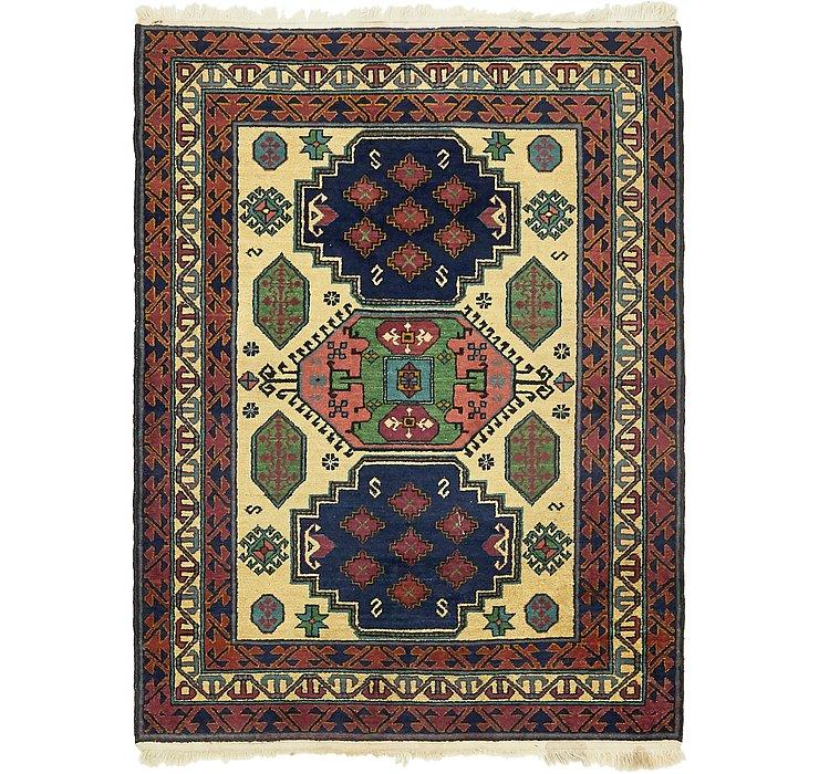 4' x 5' 5 Ardabil Persian Rug