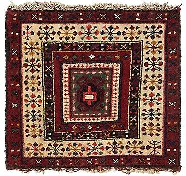 61x61 Shiraz Rug