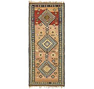 Link to 5' 3 x 13' Kilim Fars Runner Rug
