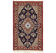 Link to 2' 7 x 4' 5 Qom Persian Rug