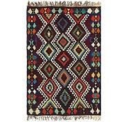 Link to 5' 6 x 8' 5 Kilim Fars Rug