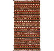 Link to 5' 3 x 10' 3 Kilim Fars Runner Rug