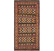 Link to 6' x 12' 7 Kilim Fars Runner Rug