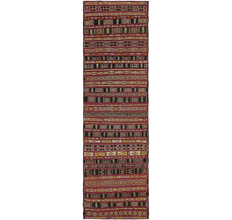3' x 10' 7 Moroccan Runner Rug