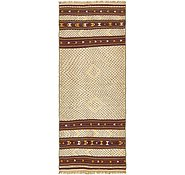 Link to 4' 9 x 12' 7 Kilim Fars Runner Rug