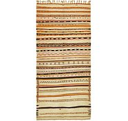 Link to 4' 8 x 10' 7 Kilim Fars Runner Rug