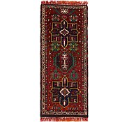 Link to 3' x 7' 6 Shiraz Persian Runner Rug
