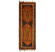 Link to 3' 6 x 10' 10 Shiraz Persian Runner Rug