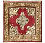 Link to 8' x 8' 6 Sarough Oriental Square Rug