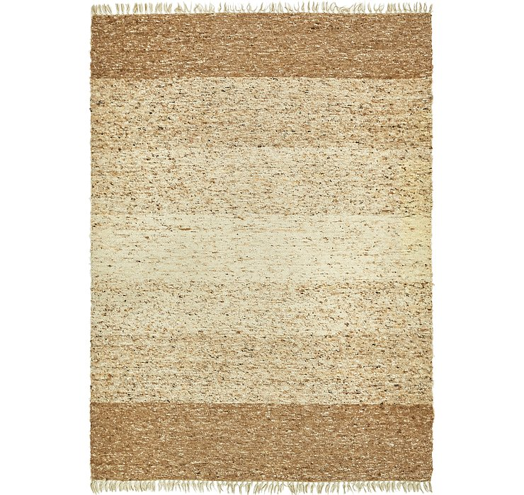 HandKnotted 7' x 11' 7 Moroccan Rug