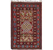 Link to 5' 5 x 8' 2 Moroccan Rug