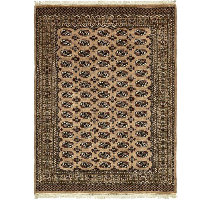 7' 4 x 11' 5 Bokhara Oriental Rug