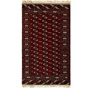 Link to 6' 6 x 11' 3 Torkaman Persian Rug