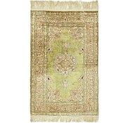 Link to 2' 5 x 4' Hereke Oriental Rug