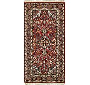 Link to 2' 4 x 4' 7 Sarough Rug