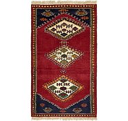 Link to 2' 8 x 4' 9 Ghashghaei Persian Rug