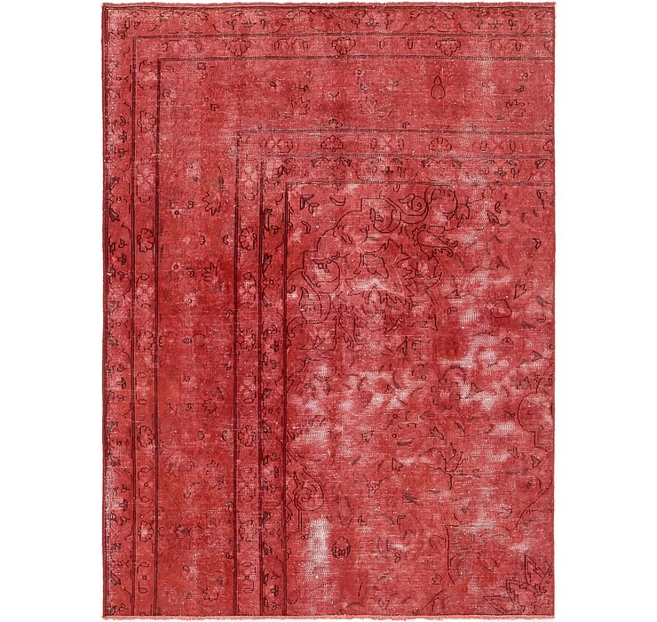 4' 5 x 6' 2 Ultra Vintage Persian Rug