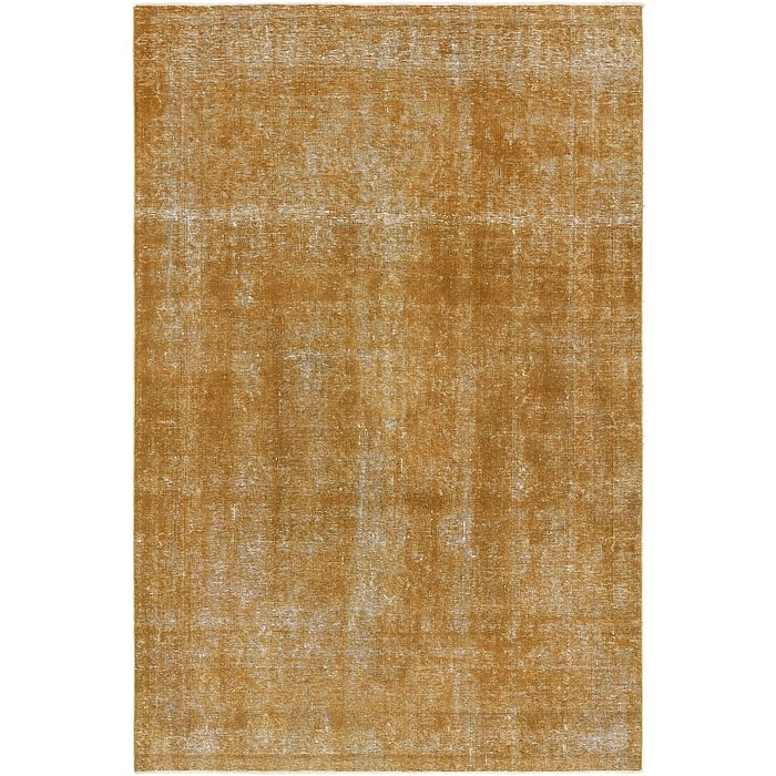 6' 3 x 9' 7 Ultra Vintage Persian Rug
