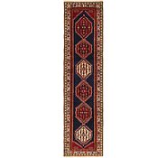 Link to 3' 6 x 13' 6 Meshkin Persian Runner Rug