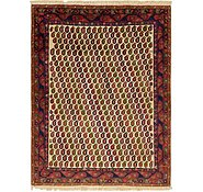 Link to 4' 2 x 5' 7 Ghashghaei Persian Rug