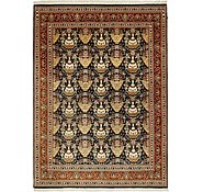 Link to 4' 9 x 6' 6 Qom Persian Rug