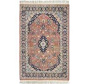Link to 4' x 6' 4 Kashan Oriental Rug