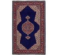 Link to 115cm x 188cm Mahal Persian Rug