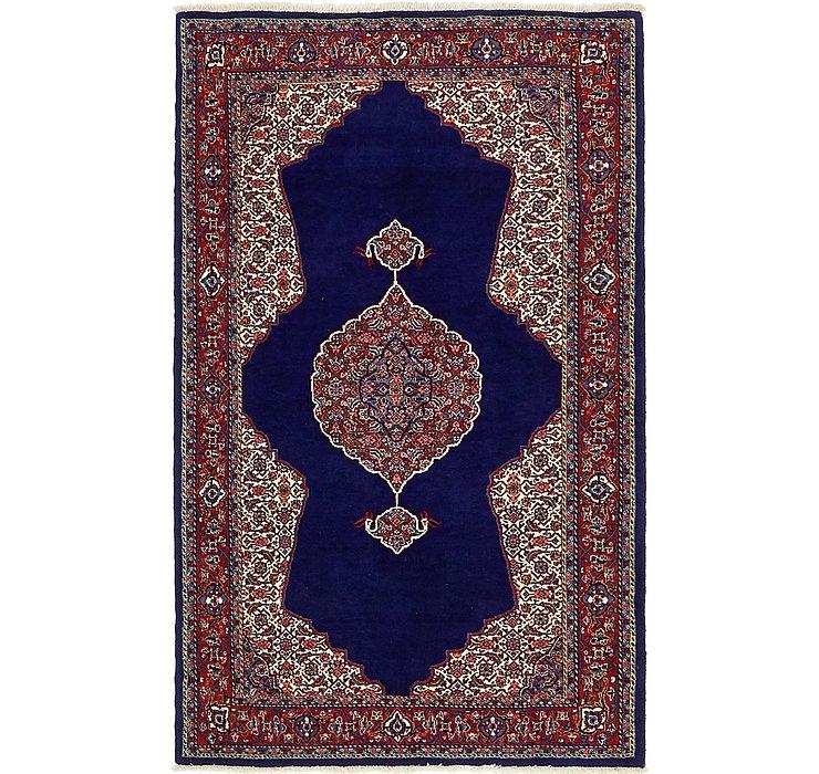 3' 9 x 6' 2 Mahal Persian Rug
