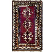 Link to 4' 3 x 7' Shiraz Persian Rug