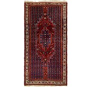 Link to 5' 2 x 10' 2 Mazlaghan Persian Rug