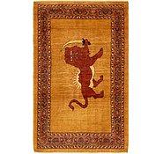 Link to 3' 10 x 6' 5 Ghashghaei Persian Rug