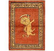 Link to 3' 10 x 5' 4 Ghashghaei Persian Rug