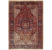 Link to 8' 5 x 11' 10 Heriz Persian Rug