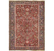 Link to 8' x 11' 5 Heriz Persian Rug
