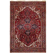 Link to 7' 8 x 10' 10 Heriz Persian Rug