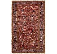 Link to 7' 6 x 11' 9 Heriz Persian Rug