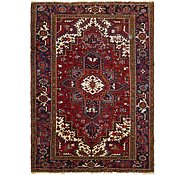 Link to 6' 5 x 8' 9 Heriz Persian Rug