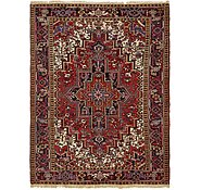 Link to 7' 3 x 9' 9 Heriz Persian Rug