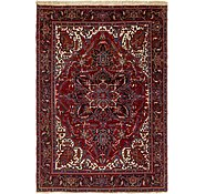 Link to 7' x 9' 10 Heriz Persian Rug